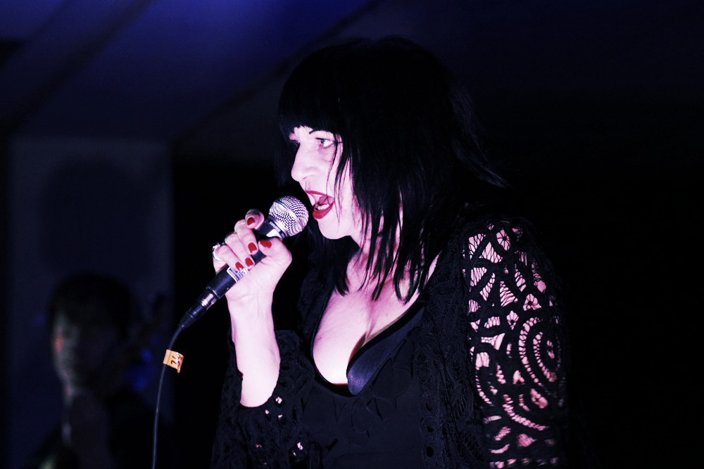 Lydia Lunch - Photo Edith Gaudy
