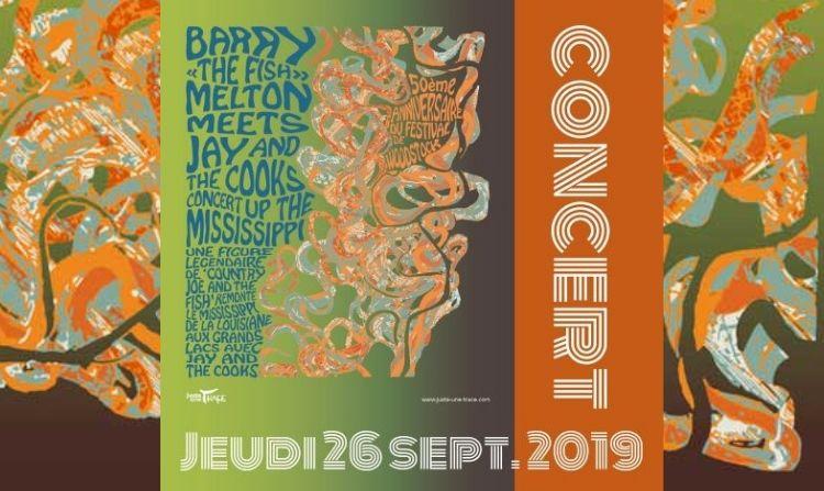 A legend of Woodstock in Paris